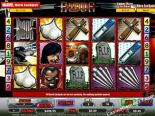 slot machine oyna Blade CryptoLogic
