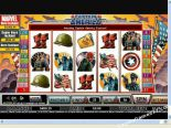 slot machine oyna Captain America CryptoLogic