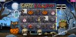 slot machine oyna Crazy Halloween MrSlotty