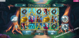 slot machine oyna Enchanted 7s MrSlotty