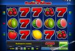 slot machine oyna Fruits 'n Sevens Novomatic