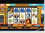 slot machine oyna Iron Man CryptoLogic