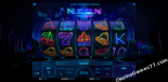 slot machine oyna Neon Reels iSoftBet