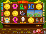 slot machine oyna Pinocchio Wirex Games