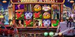slot machine oyna Weekend in Vegas iSoftBet